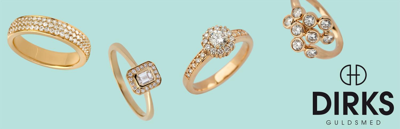 Diamant-ringe