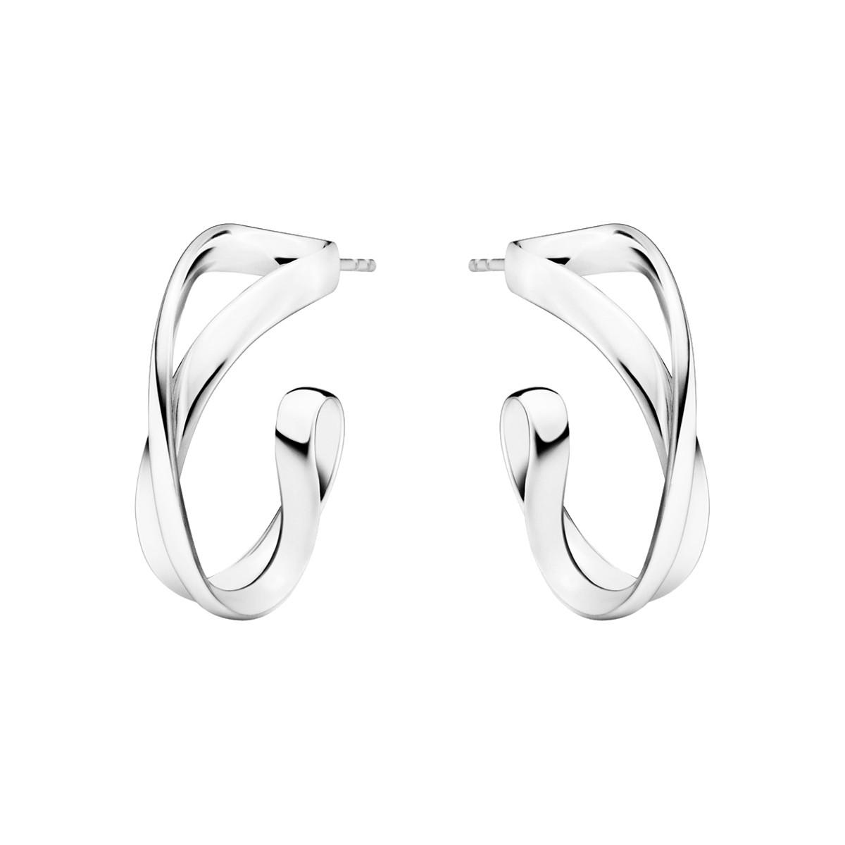 Infinity Ørestikker Sølv