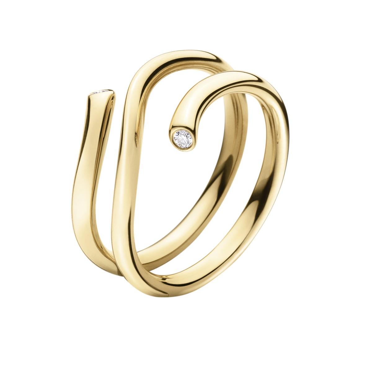 Magic Ring 18K Guld
