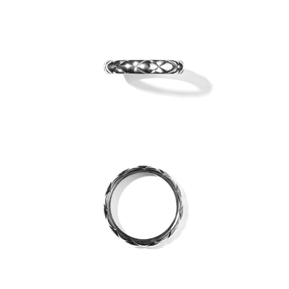 Miss Roque Antique Ring Sølv
