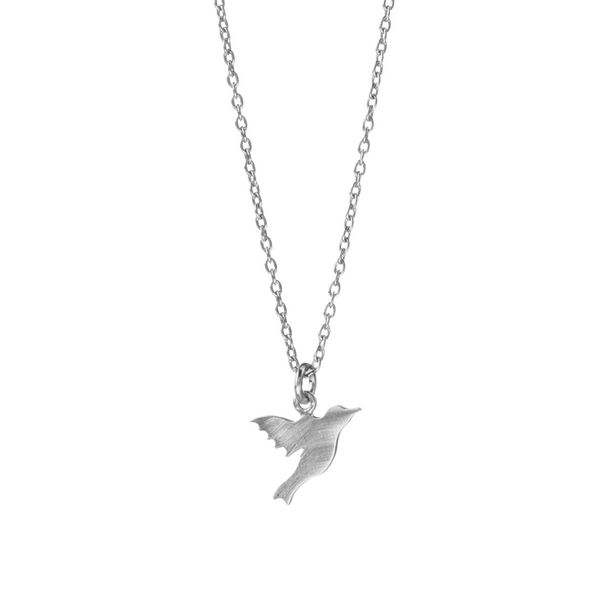 Hummingbird Halskæde Sølv