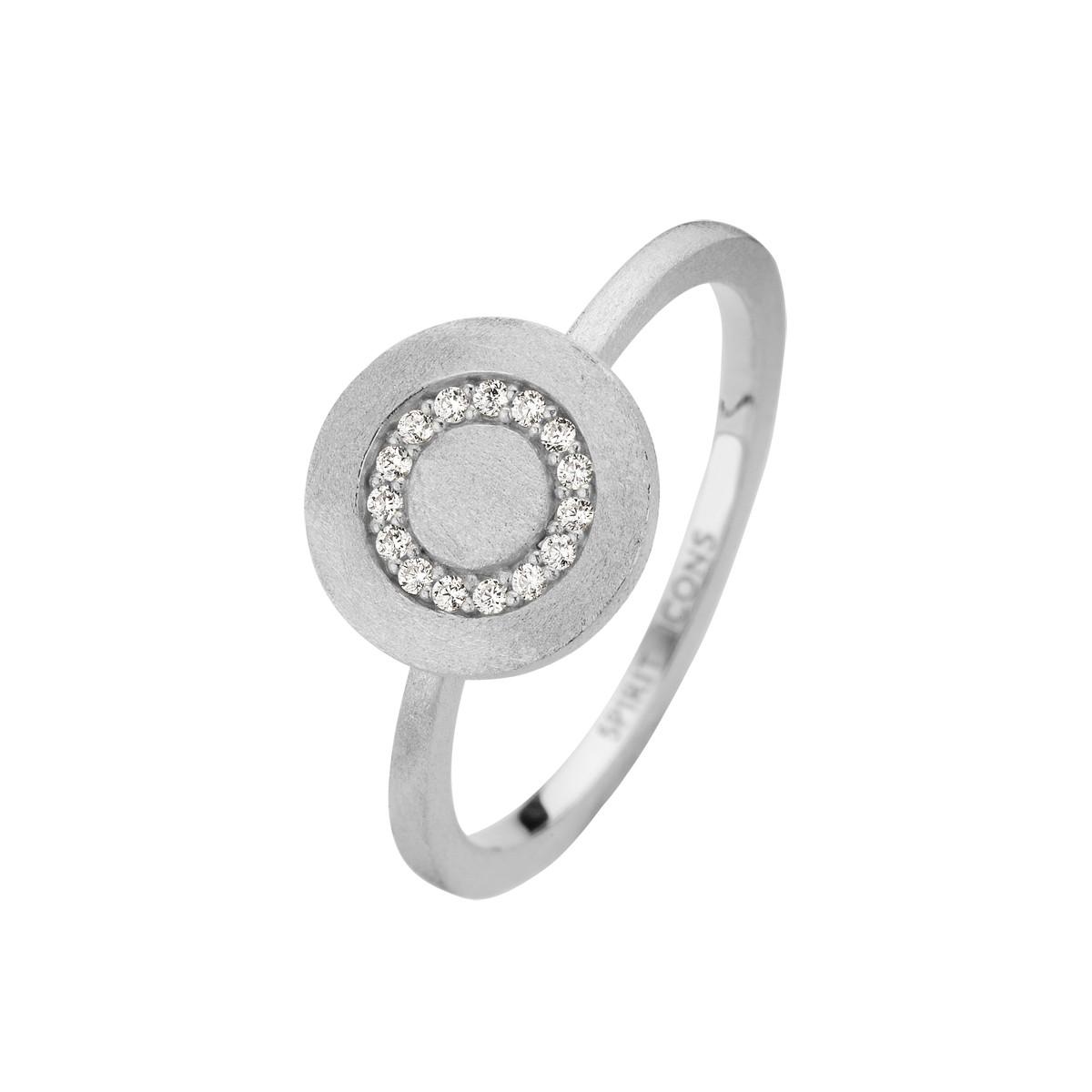 Iris Ring Sølv
