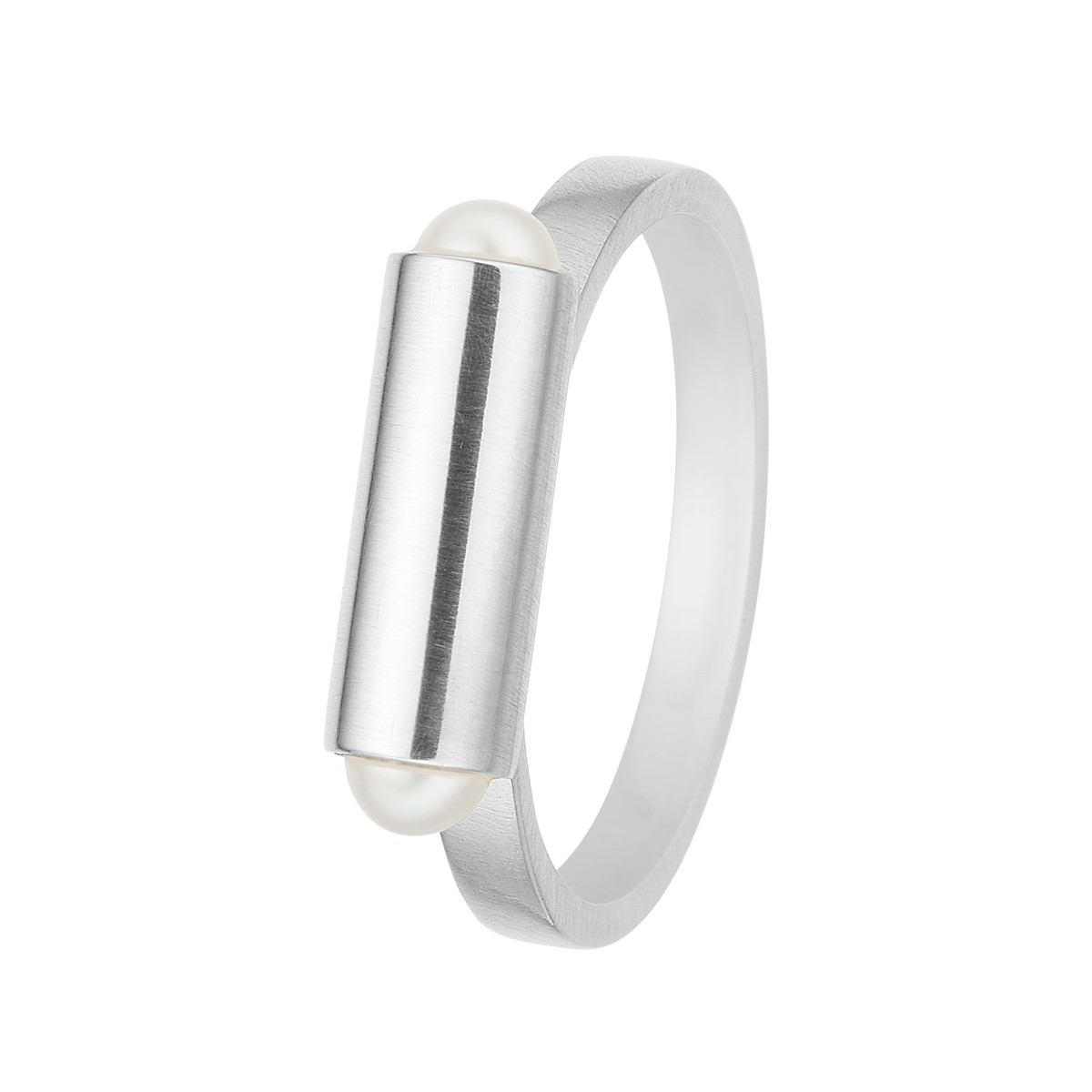 Treasure Ring Sølv Perler