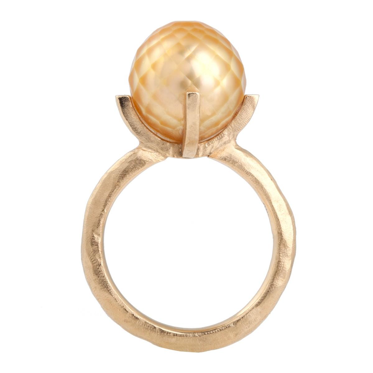 Barok Ring 14K Guld
