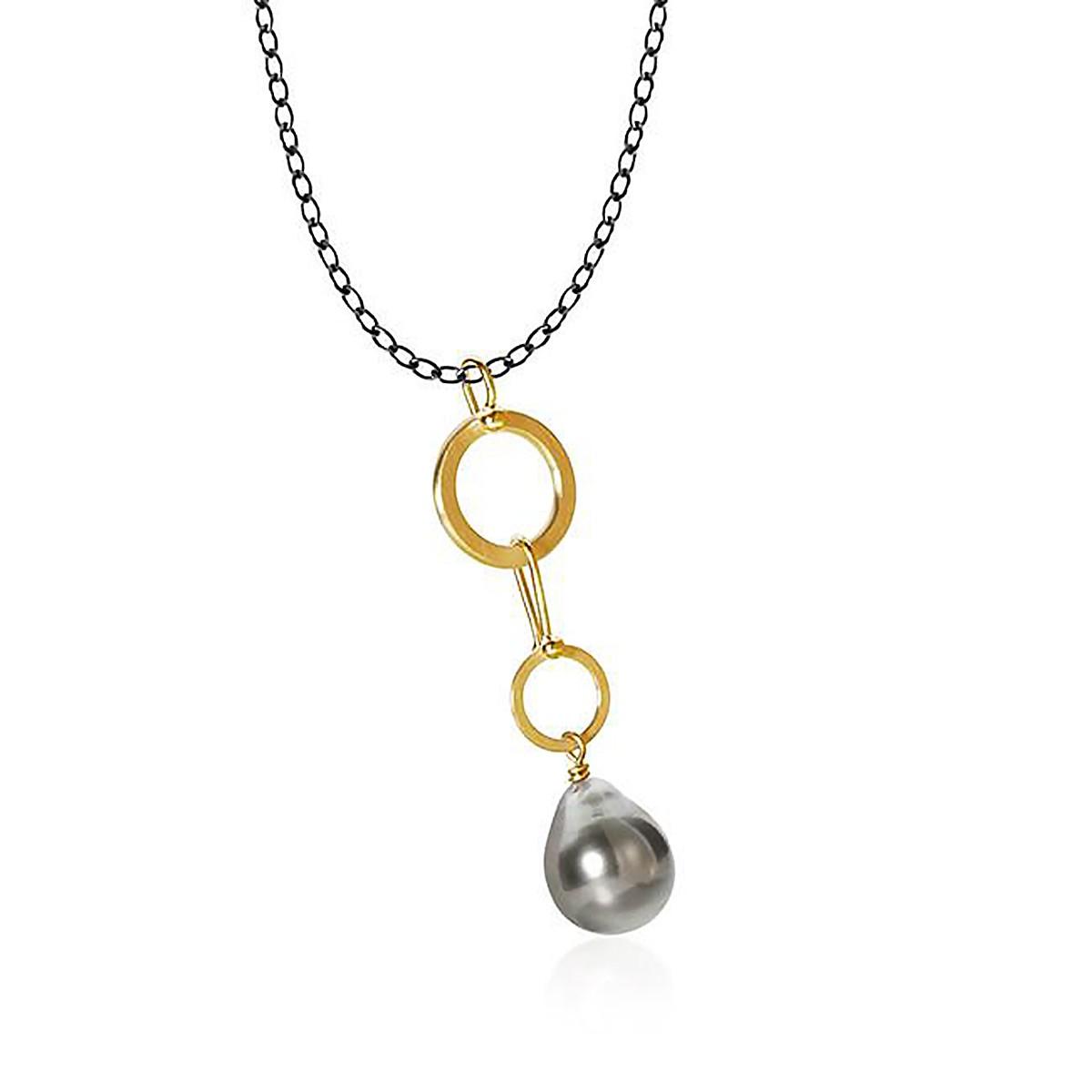 Anello Pearl Halskæde 18K Guld
