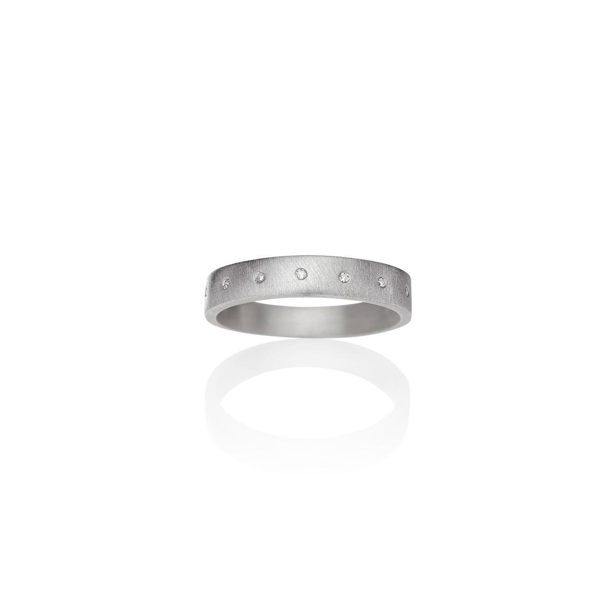 Cosmos Ring Sølv