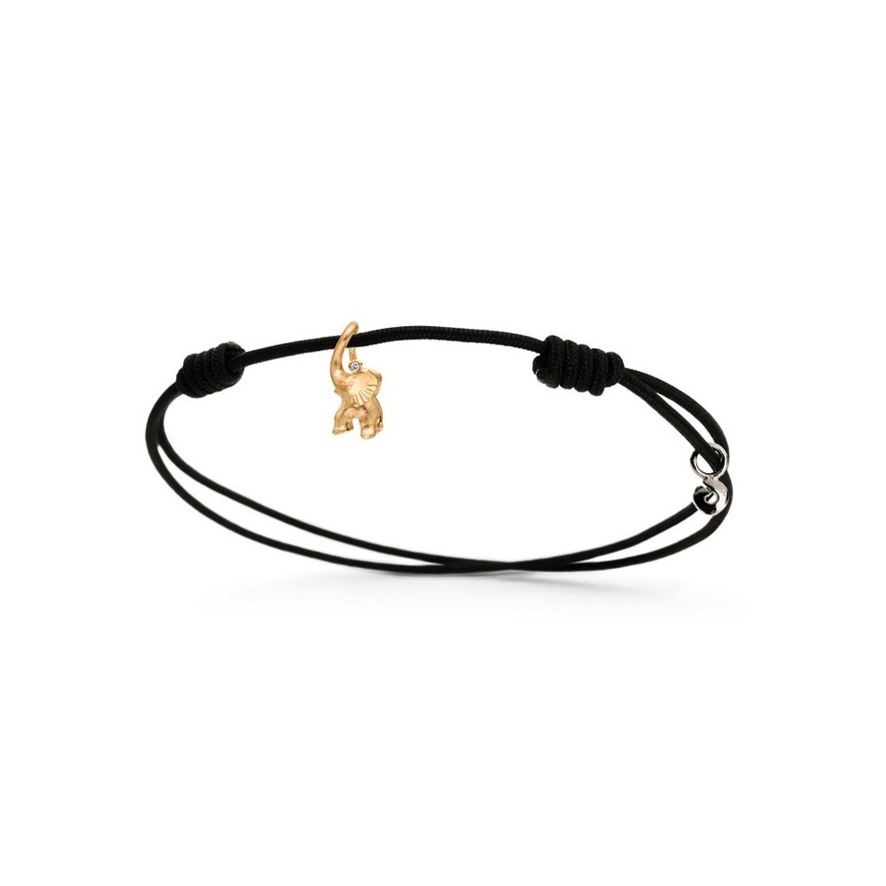 My Little World Charm Elephant 18K Guld