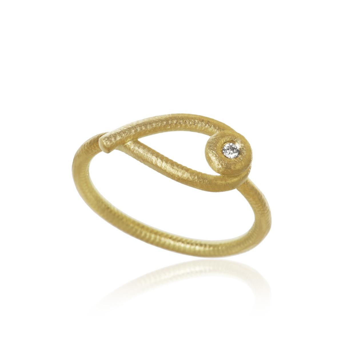 Kharisma Ring 18K Guld