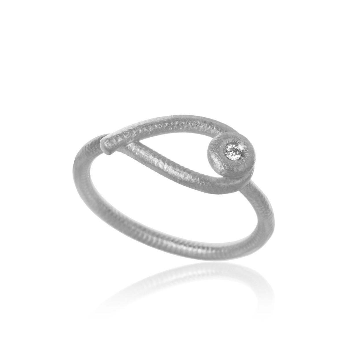Kharisma Ring Sølv