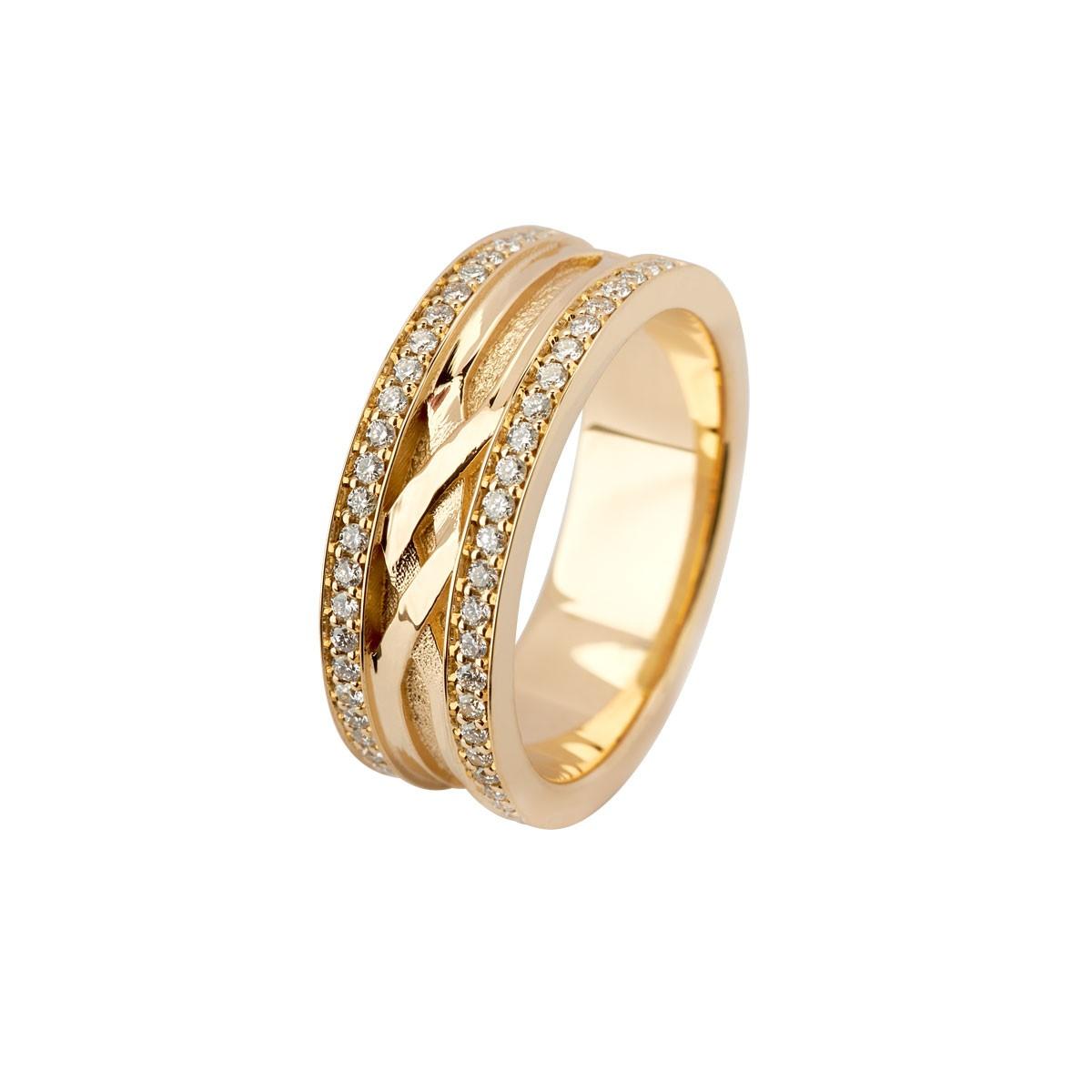 Loke Ring 14K Guld