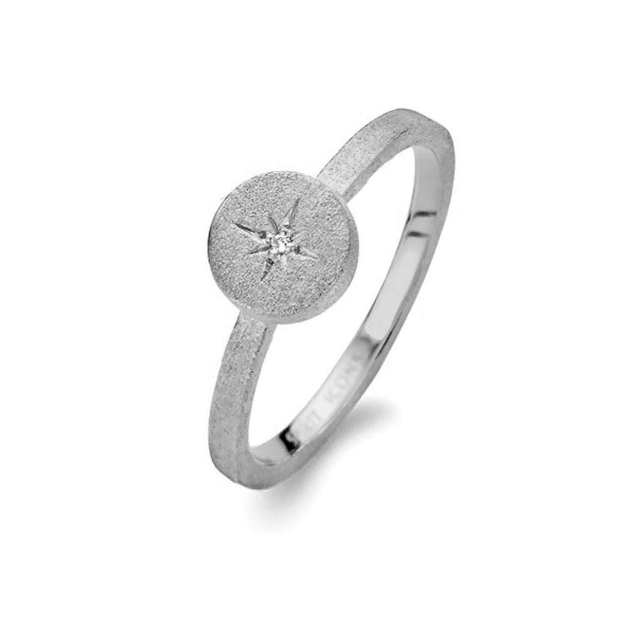 North Star Ring Sølv