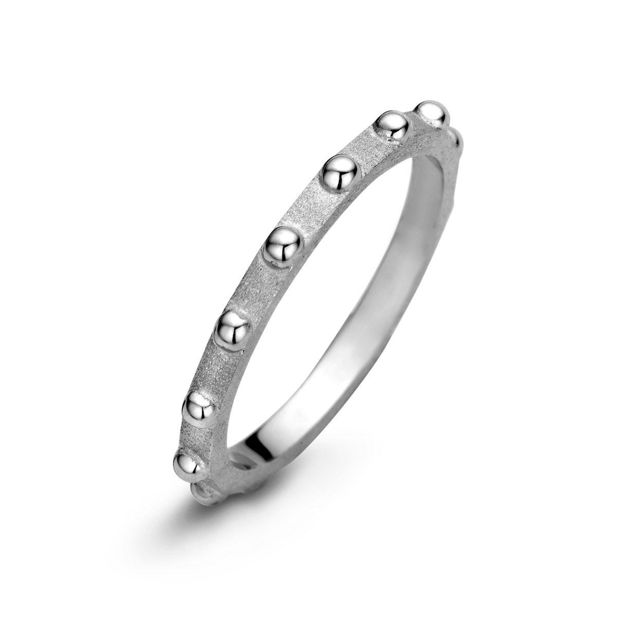 Spike Ring Sølv