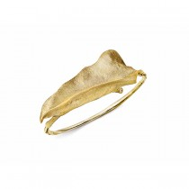 Leaves Armbånd 18K Guld