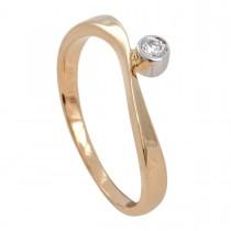 Athene Ring 14K Guld