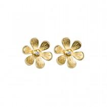 De Fleur Ørestikker 14K Guld