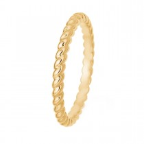 Poetry Ring 14K Guld