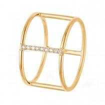 2in1 Ring 14K Guld