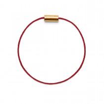 Black Sun Armbånd- Rødt Basisarmbånd