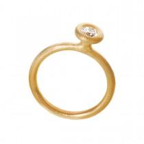 Balloon Ring 18K Guld