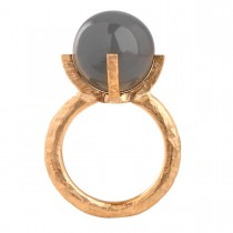 Barok Ring 14K Rosaguld