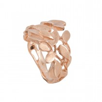 Leaves Ring 14K Rosaguld