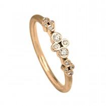 Clover Ring 14K Guld