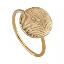Touch Ring 14K Guld