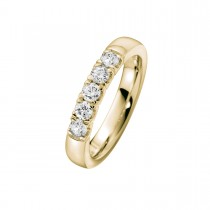 Alliance Ring 14K Guld 0.50ct