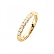 Alliance Ring 14K Guld 0.21ct