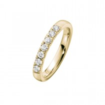 Alliance Ring 14K Guld 0.42ct