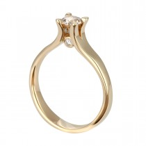 Royal Ring 14K Guld