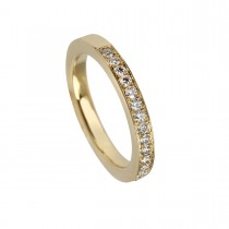Alliance Ring 18K Guld 0.41ct