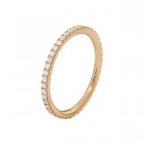 Aurora Ring 18K Rosaguld