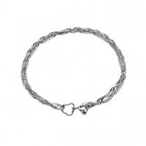 Canna Bracelet Sterling Silver