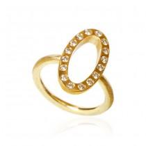Capella Ring 18K Guld