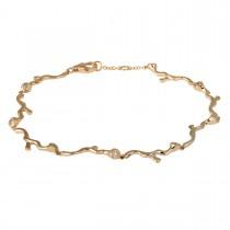 Catch Bracelet 14K Gold