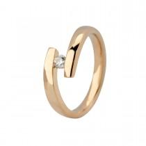 Close Ring 14K Guld