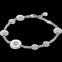 Daisy Armbånd Sølv