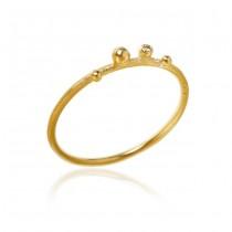 Delphis Ring 18K Guld