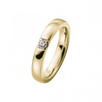 Alliance Ring 14K Guld 0.10ct