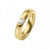 Alliance Ring 14K Guld 0.20ct