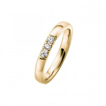 Alliance Ring 14K Guld 0.18ct