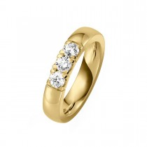 Alliance Ring 14K Guld 0.60ct