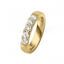 Alliance Ring 14K Guld 0.75ct