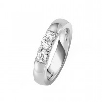 Alliance Ring 14K Hvidguld 0.45ct