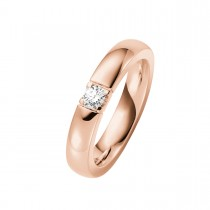 Alliance Ring 14K Rosaguld 0.15ct