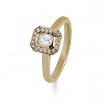 Prisme Ring 18K Guld