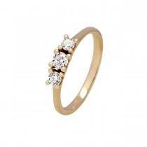 Estrella Ring 14K Guld