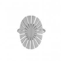 Flare Ring Sølv