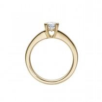Heart Ring 18K Guld